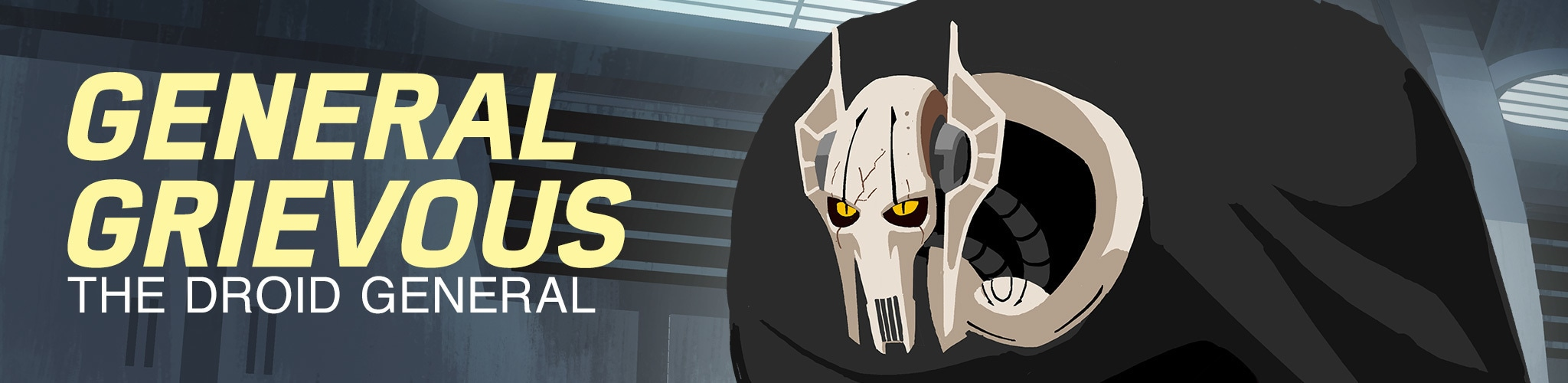General Grievous - The Droid General