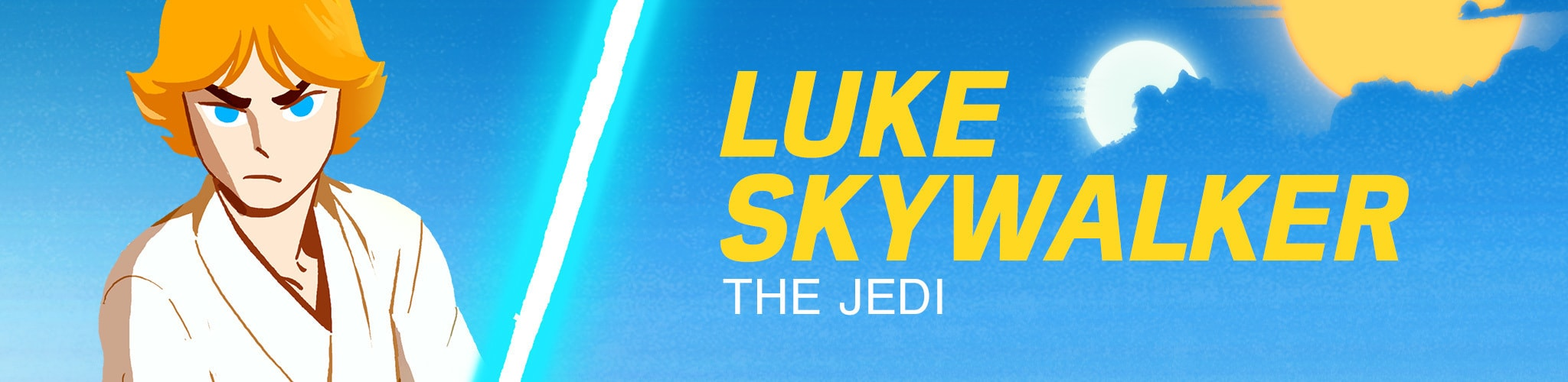 Luke Skywalker - The Jedi