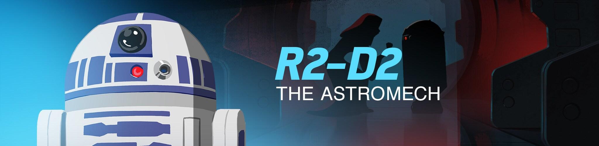 R2-D2 - The Astromech