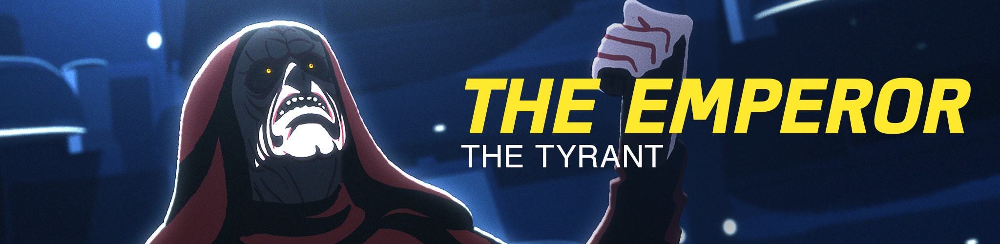The Emperor - The Tyrant