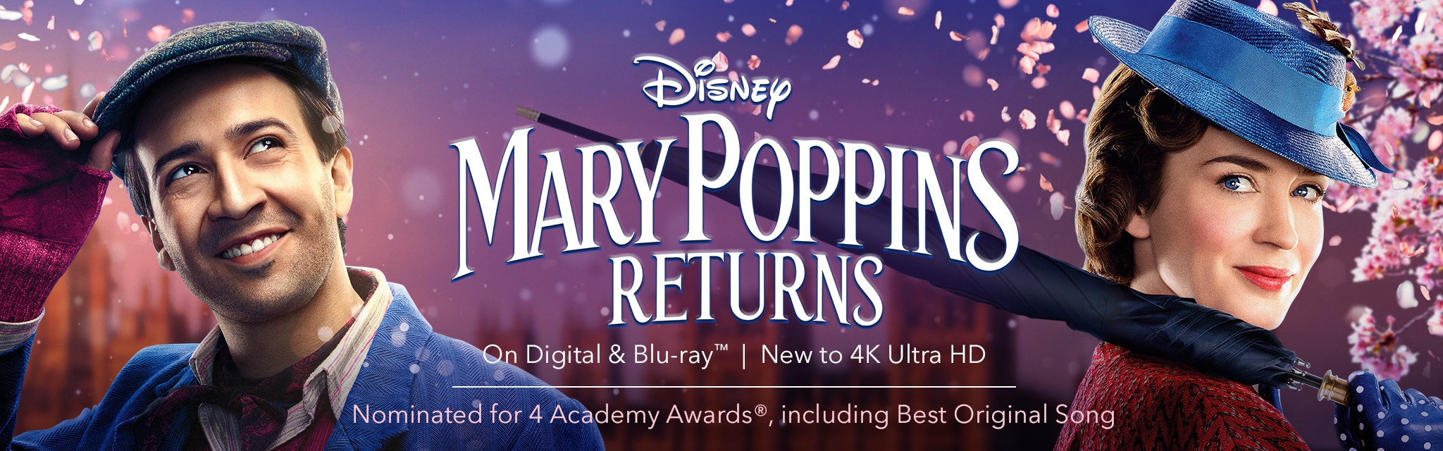 Mary Poppins Returns - Christmas