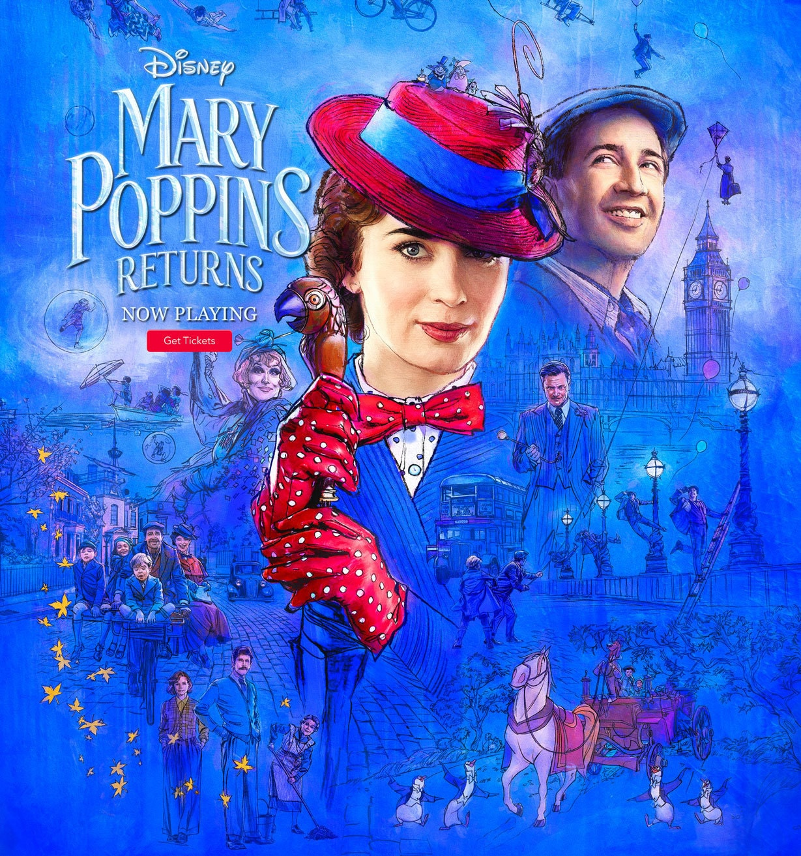 Mary Poppins Returns - Christmas