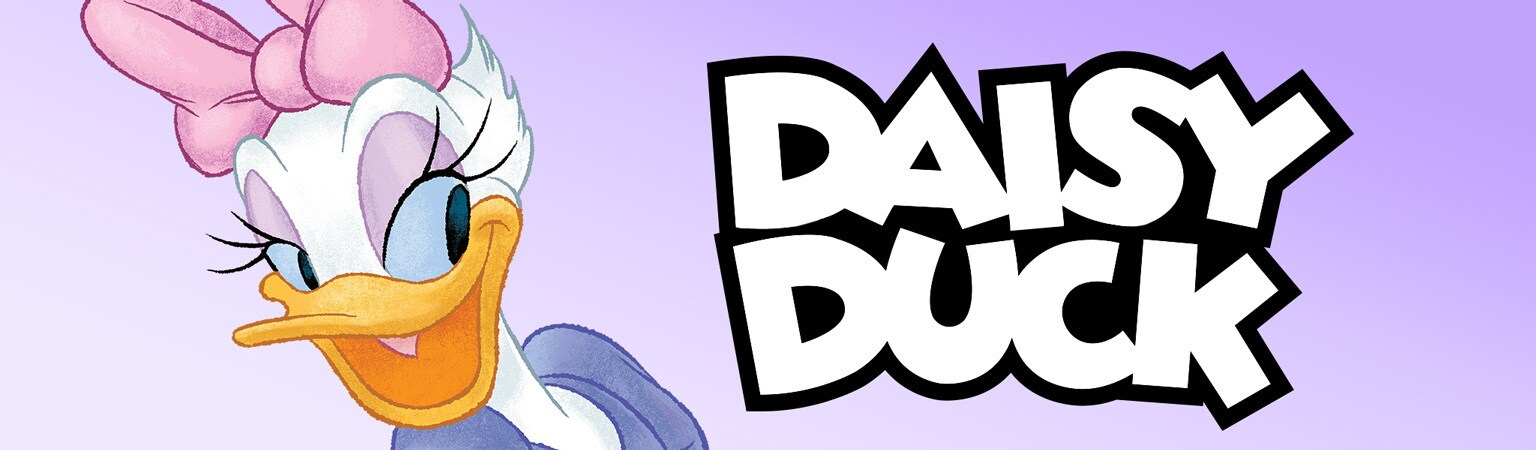 Daisy Duck  d02a06965b8