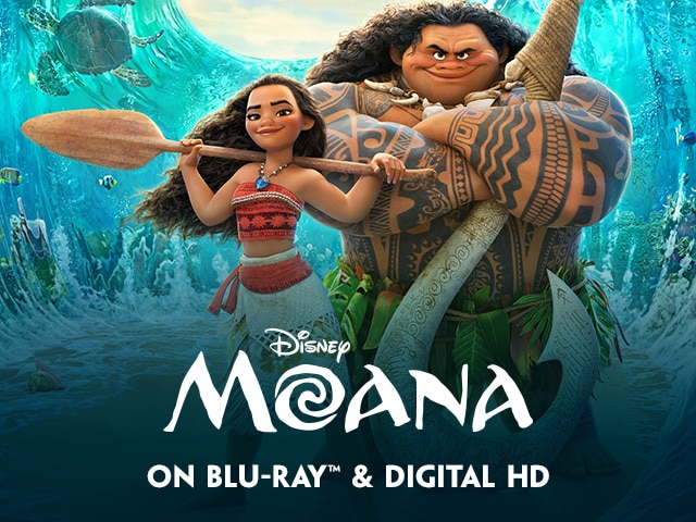 Moana | Disney Movies