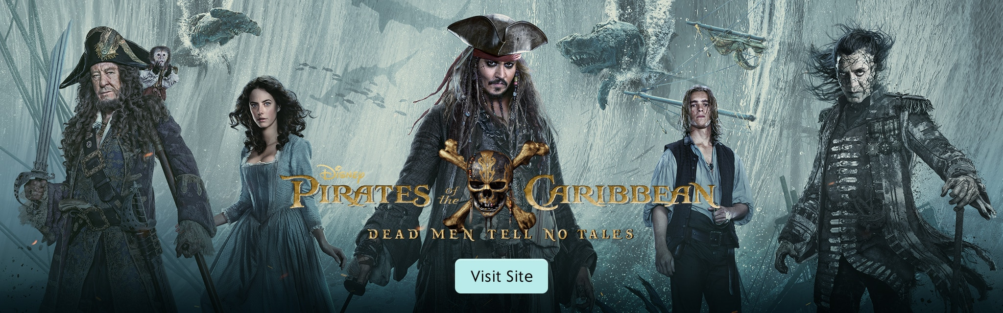 pirates of the caribbean movies
