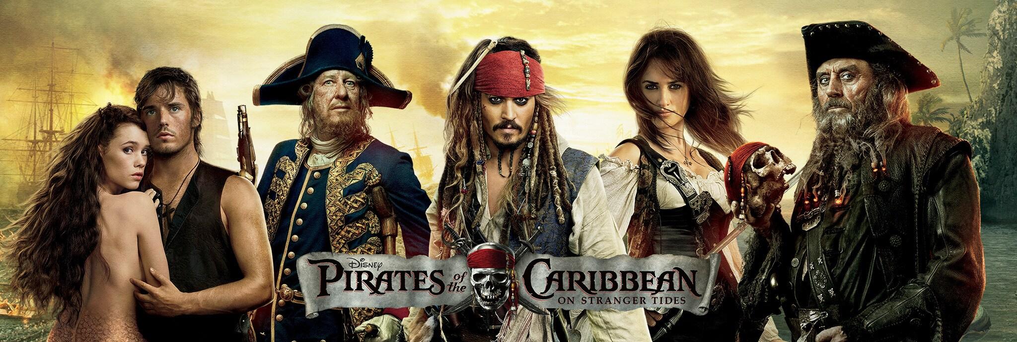 On Stranger Tides Pirates Of The Caribbean