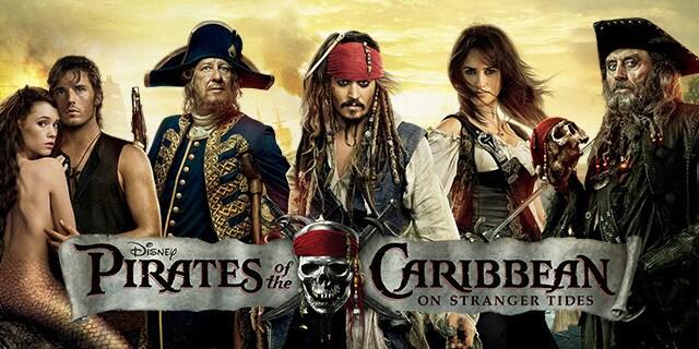 pirates of the caribbean on stranger tides free