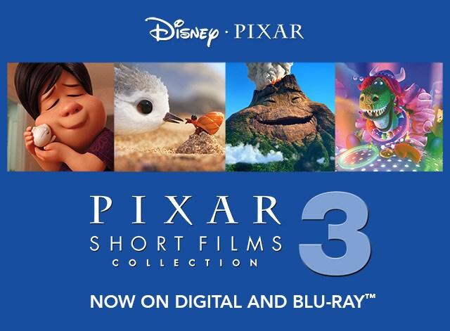Pixar Short Films Collection Vol 3 Disney Movies