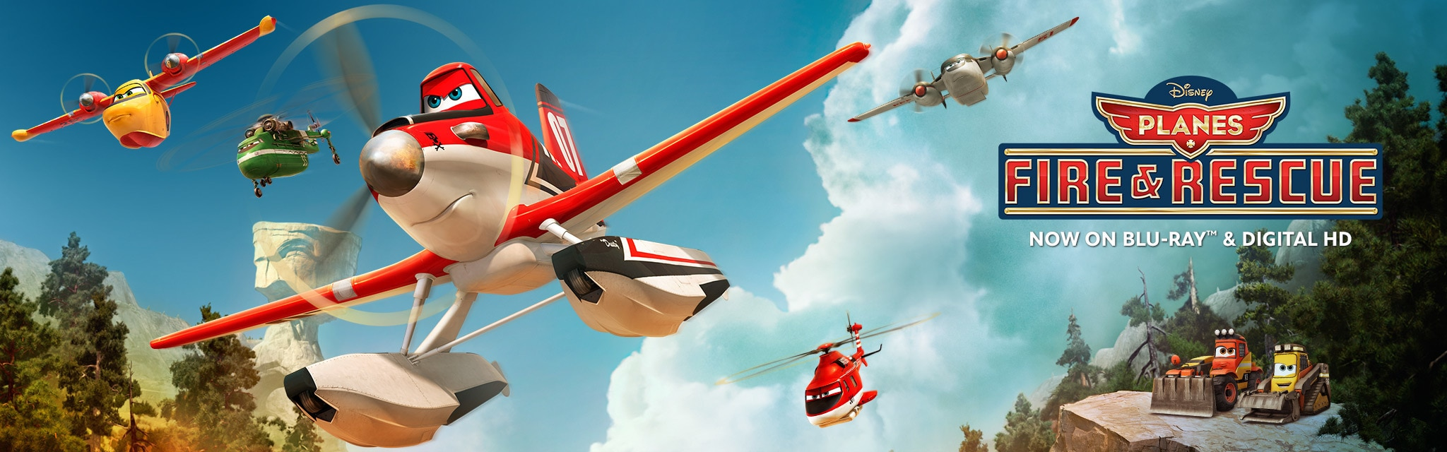 Planes: Fire & Rescue HP Hero