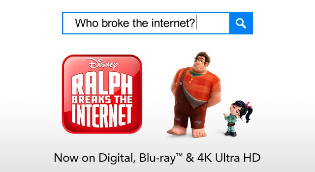 Ralph Breaks the Internet | Disney Movies