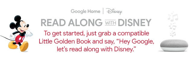 Read Along With Disney | Disney Partners