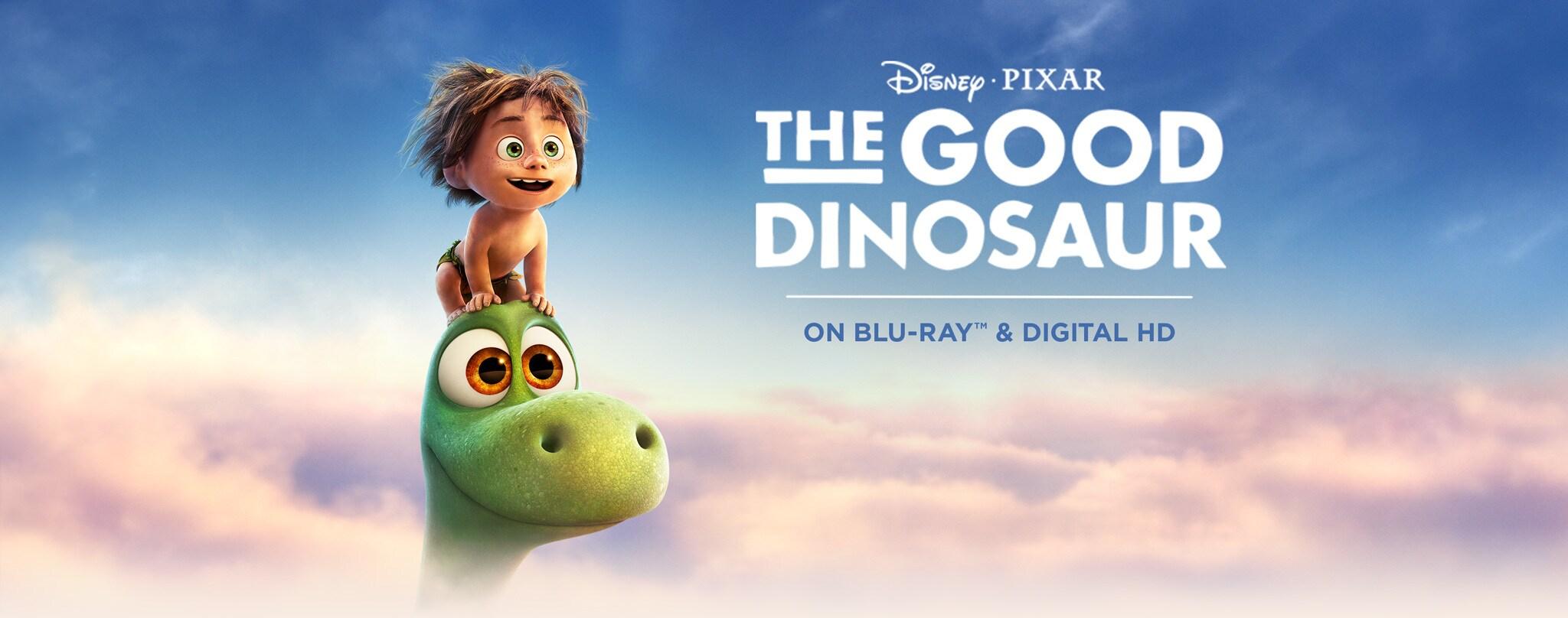 The Good Dinosaur | Disney Movies