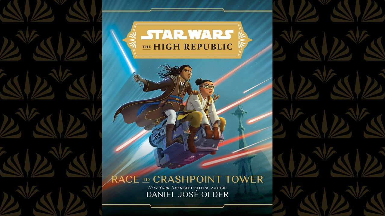 Race to Crashpoint Tower   Now Available!