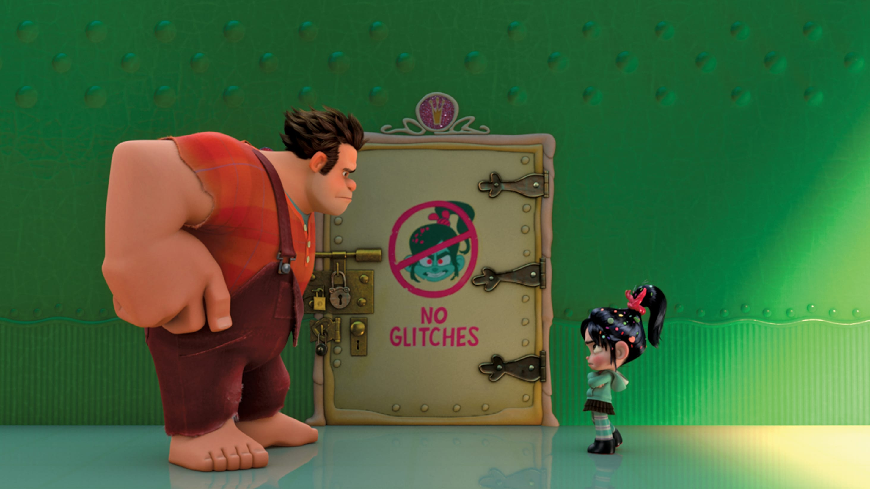 Disney Momentos Mágicos te invita a llenar de color las aventuras de Ralph, el demoledor y su amiga Vanellope