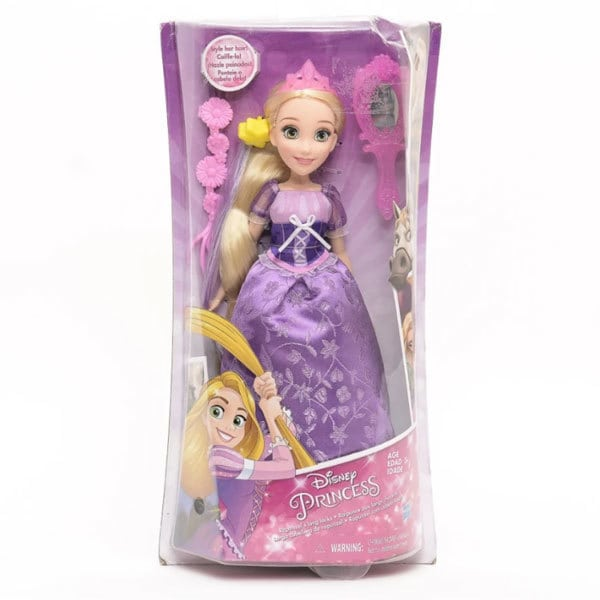 Disney Princess Rapunzel's Long Locks Doll