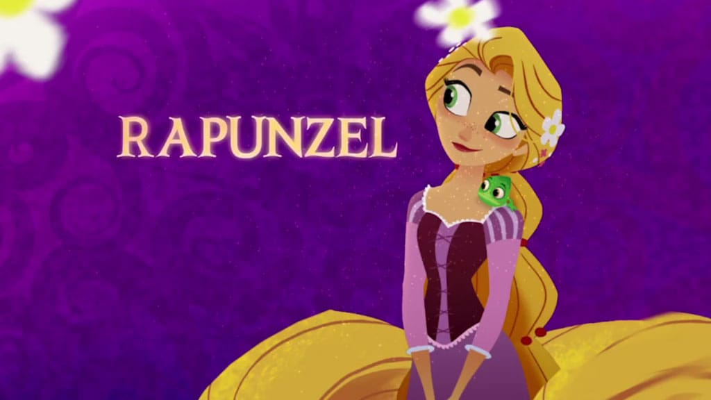 Tangled: The Series |Tricks of the Hair – Disney Channel Asia