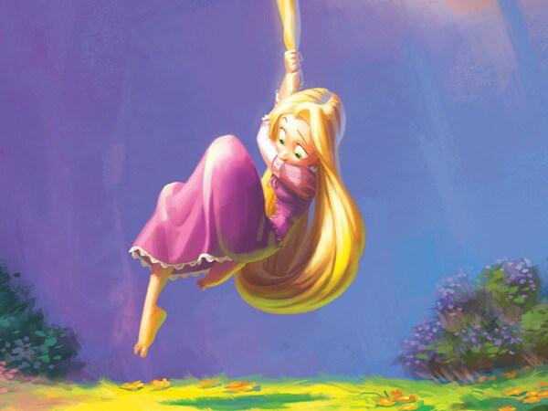 Eventyret om Rapunzel
