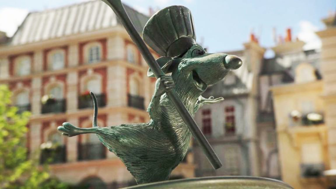 Embarque na Ratatouille: The Adventure no Walt Disney Studios Park em Paris
