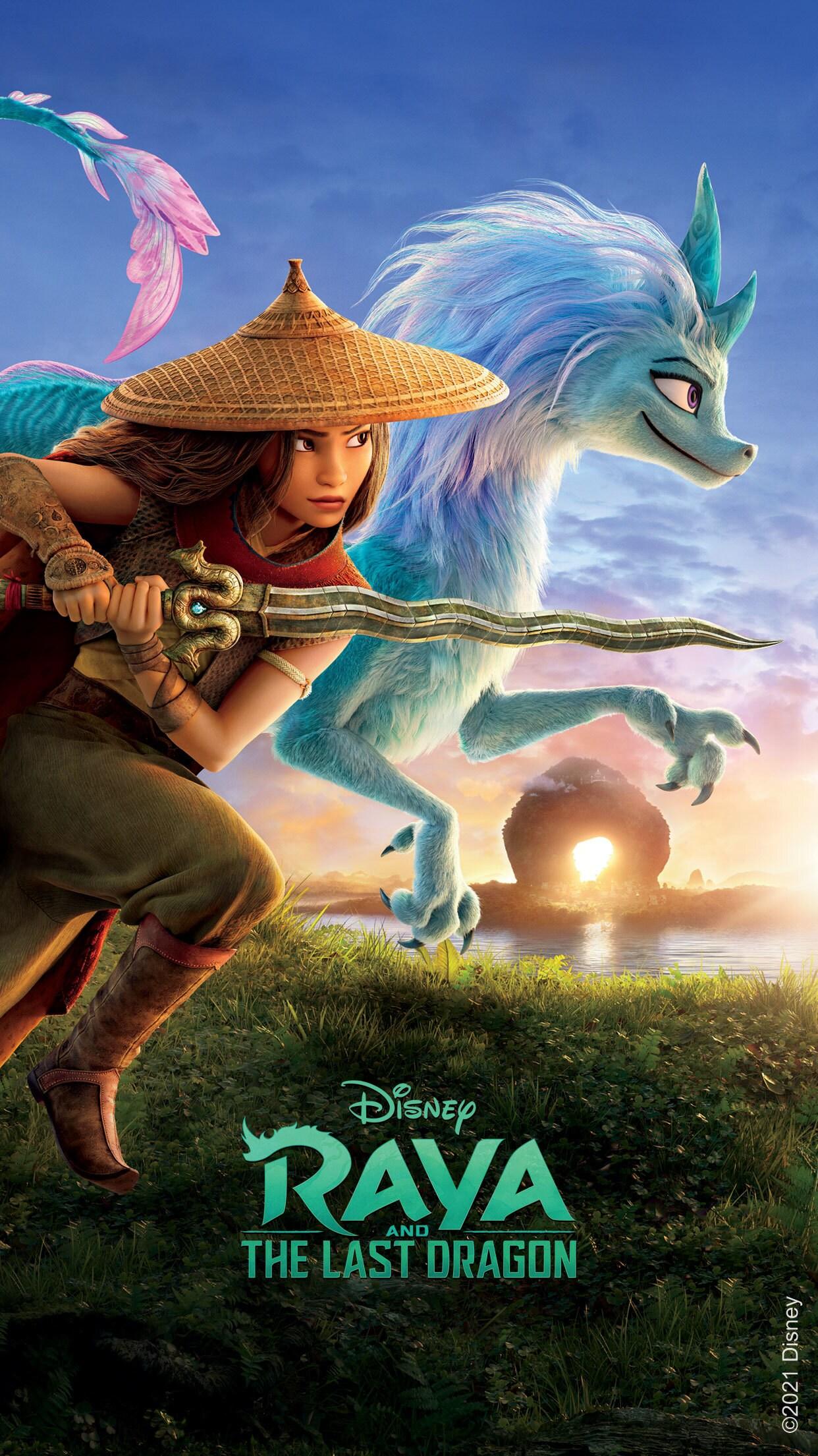 Disney's Raya and the Last Dragon