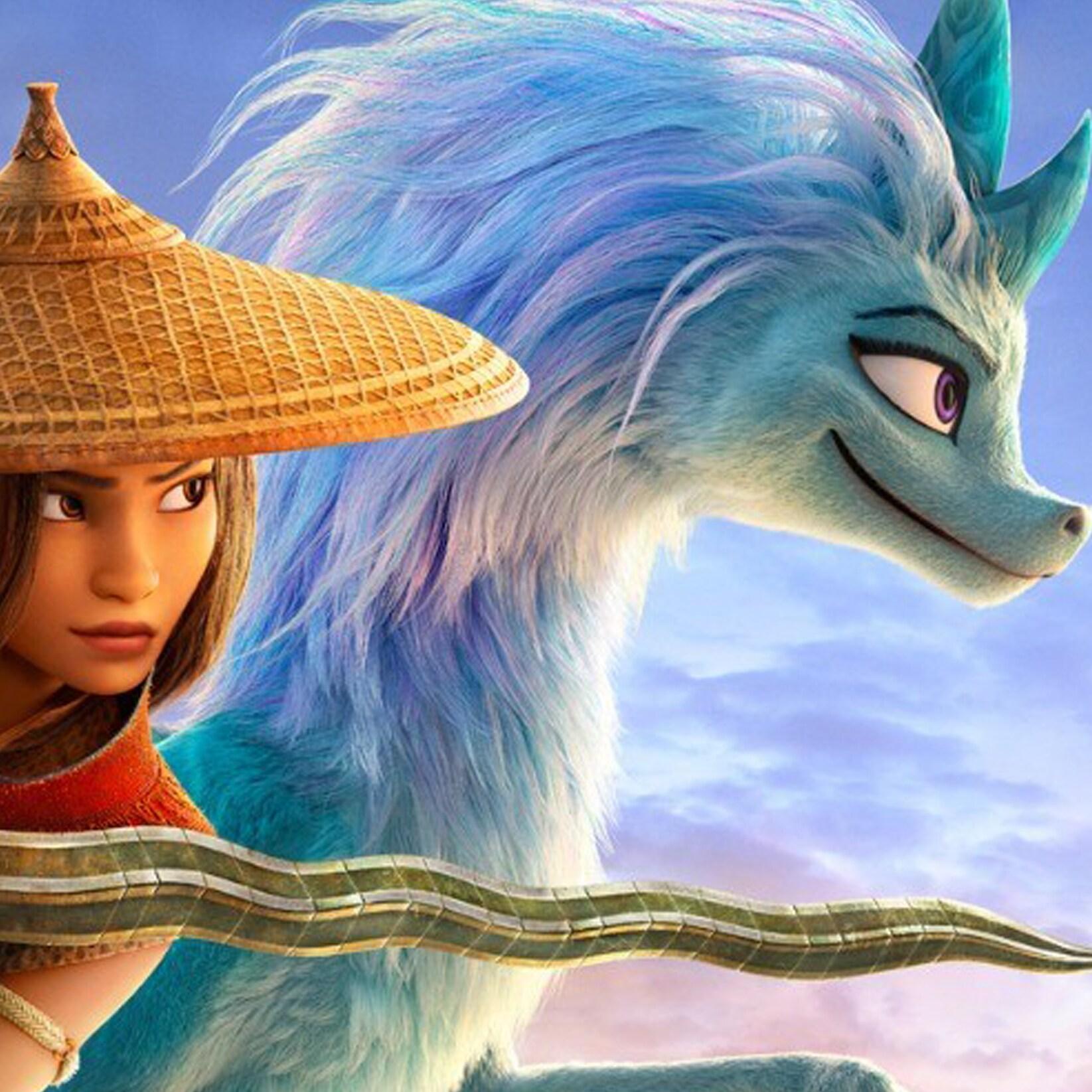 Raya y el Último Dragón presenta un nuevo trailer