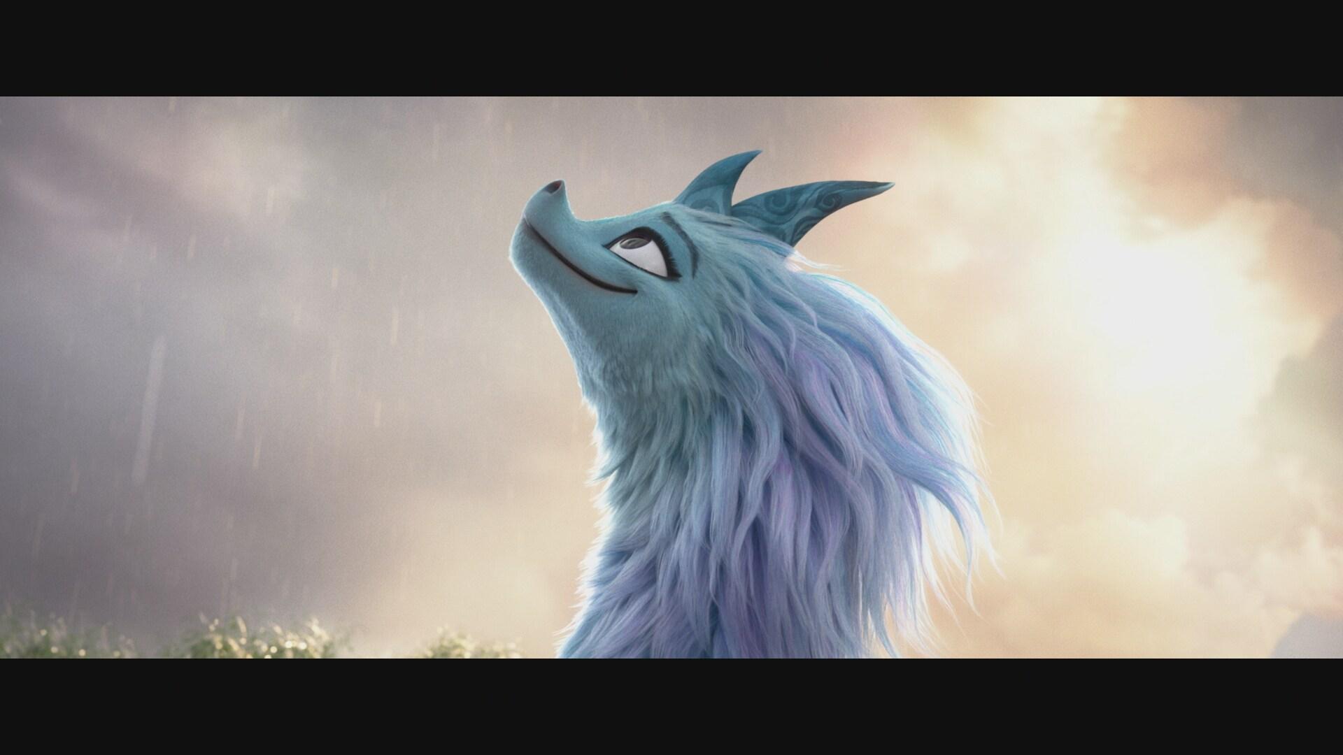 """Zenimation """"Rain"""" - Raya and the Last Dragon"""