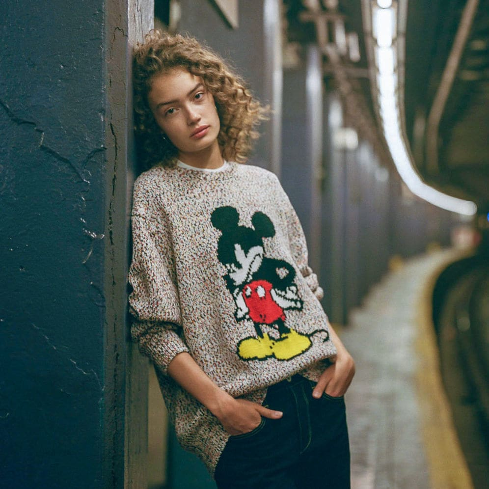 See the Full Rag & Bone Collection Celebrating Mickey's 90th Anniversary