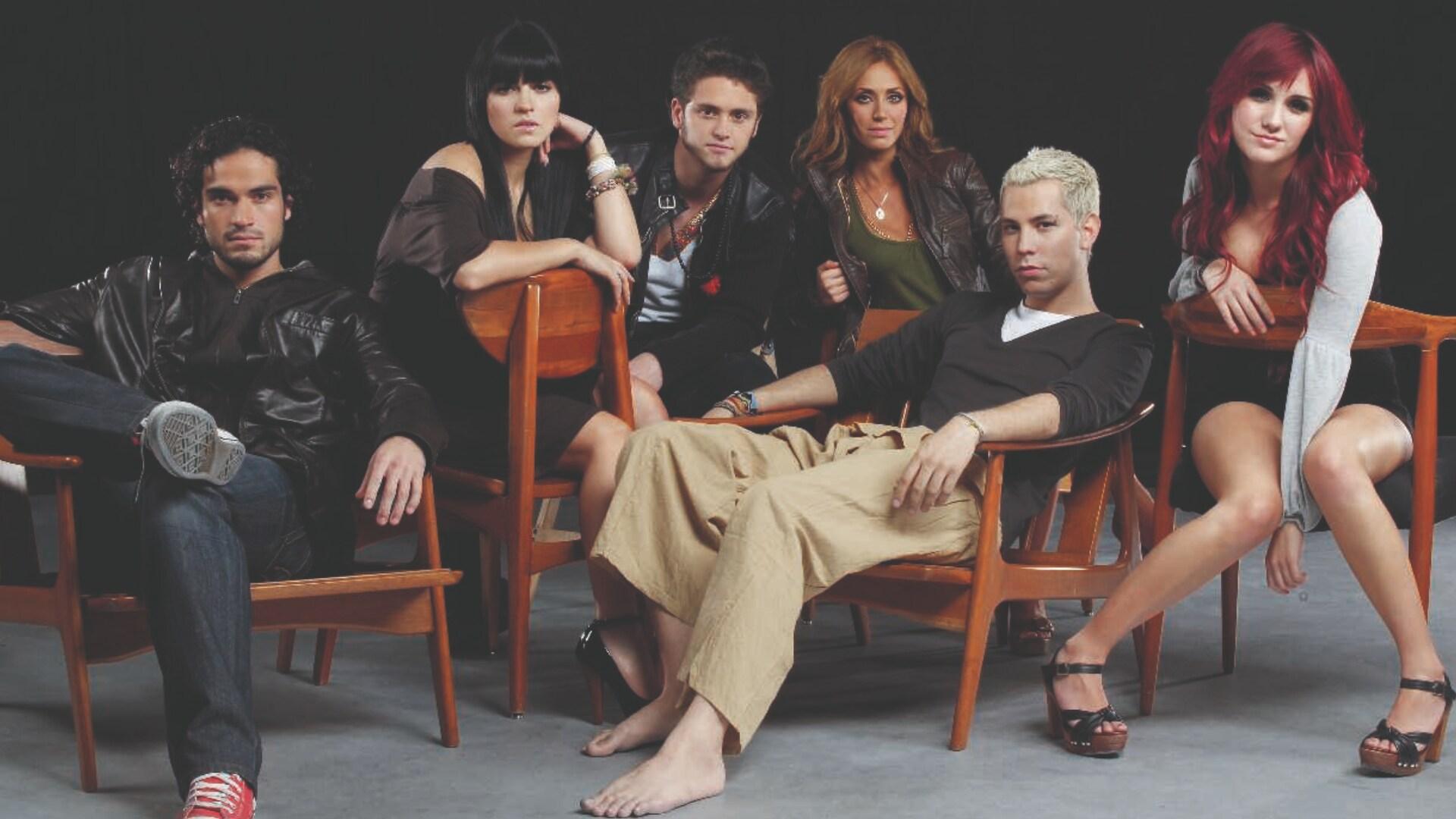 Los videos y la música de RBD ahora disponibles