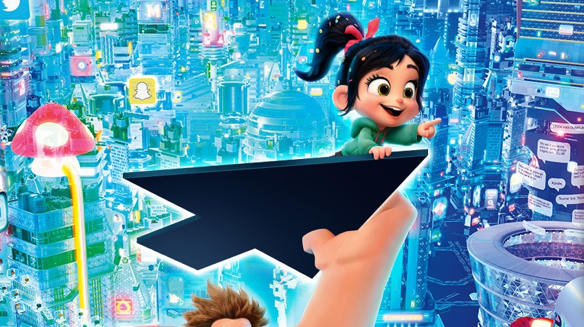 Controlled Chaos: Developing the Story of Ralph Breaks the Internet