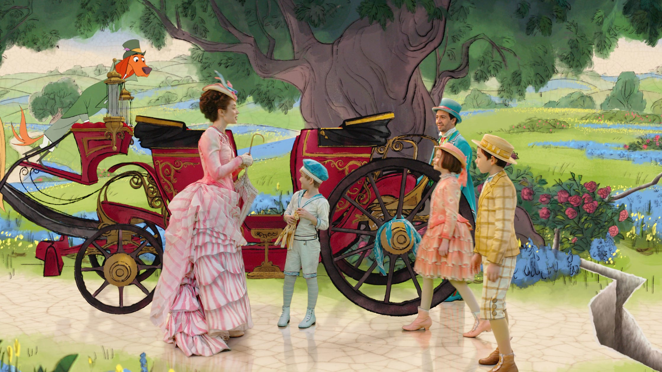 Mary Poppins Returns showcase image 16
