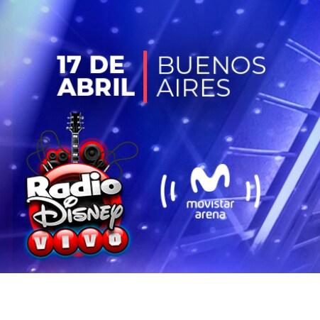 Vuelve Radio Disney Vivo
