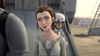 "Star Wars Rebels: ""Princess Leia Arrives"""