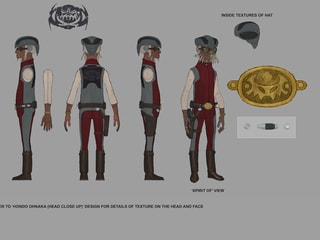 Brothers of the Broken Horn Concept Art Gallery