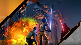 "Rebels Recon: Inside ""The Siege of Lothal"""