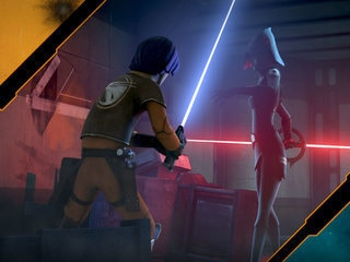 "Rebels Recon: Inside ""Always Two There Are"""