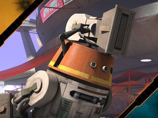 "Rebels Recon: Inside ""The Forgotten Droid"""
