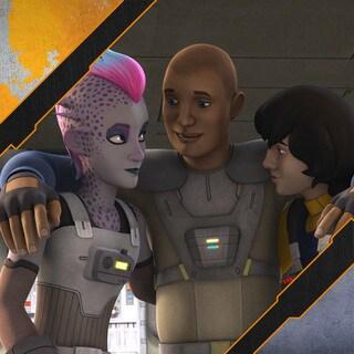 "Rebels Recon: Inside ""Iron Squadron"""