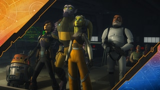 "Rebels Recon: Inside ""A Fool's Hope"" and ""Family Reunion - And Farewell"""