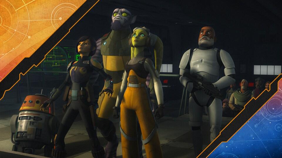 Star Wars Rebels | StarWars com