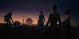 Star Wars Rebels Season 4 Trailer 2