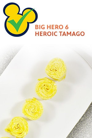 BIG HERO 6 HEROIC TAMAGO