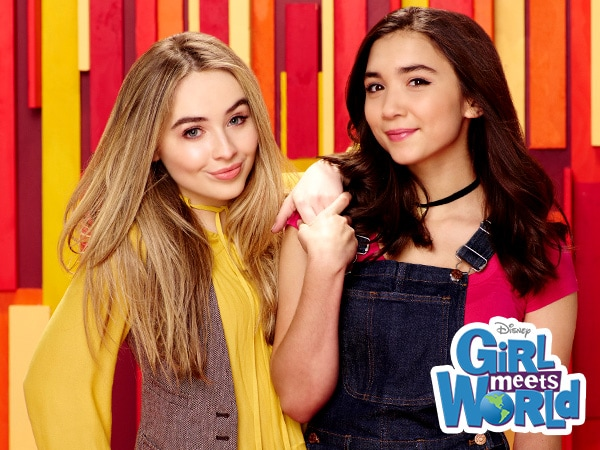 Shows World Channel Meets Disney Girl