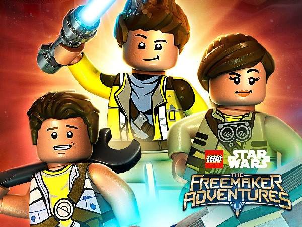 LEGO Star Wars: Freemaker