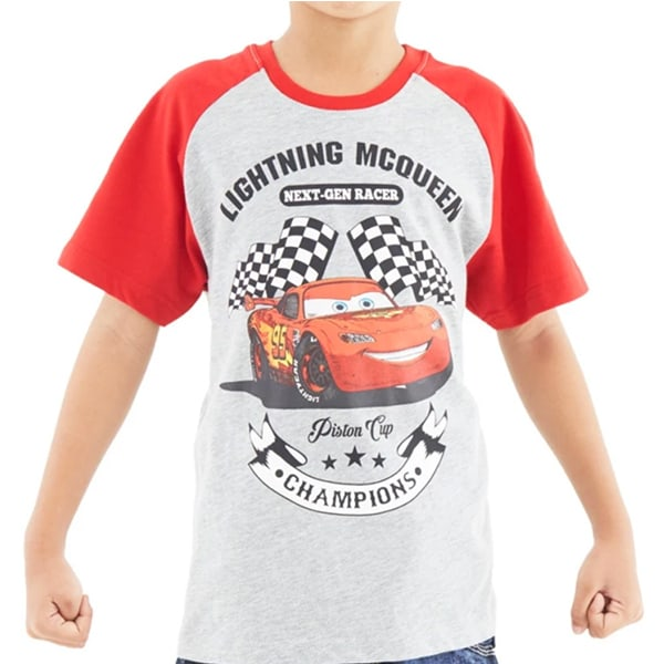 Cars Champion Baby T-Shirt Red