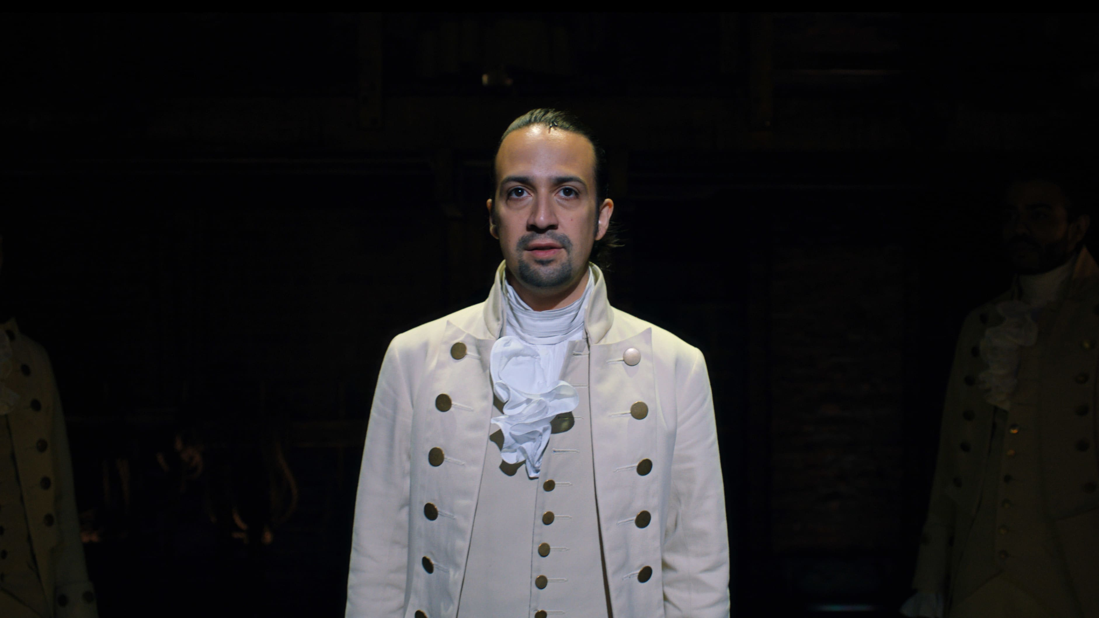 This New Trailer for Disney+'s Hamilton Will Put You In The Room Where It Happened