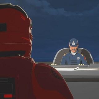 Captain Doza's Office