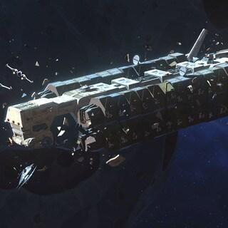 Darius G-class freighter
