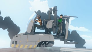 Yeager's hoverlift
