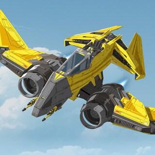 Yellow Ace