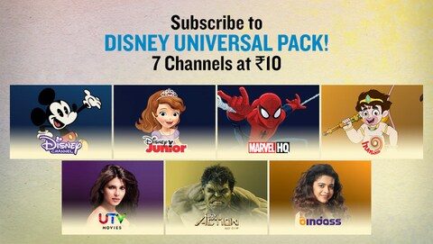 discovery channel pack india