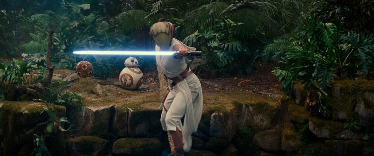 Rey training